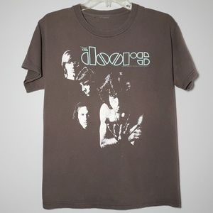 The Doors Band Graphic Tee Size M